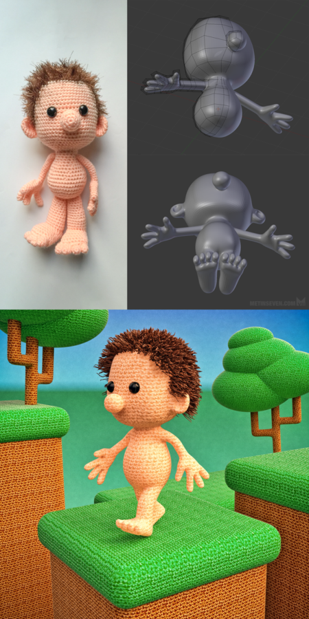 metin-seven_3d-print-toy-modeler-designer_dendennis-crocheted-amigurumi