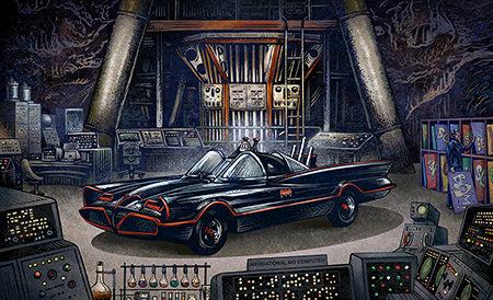 Batcave450