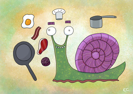 Chef-Snail-illustration-by-Ed-Clews-450