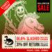 Saltopus Halloween Sale