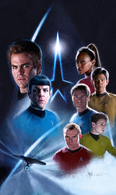 Star Trek: New Adventures Vol 2, Client: IDW / CBS