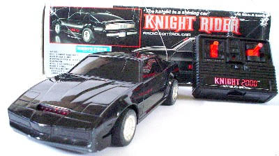 Knight Rider Remote Control Car